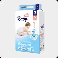 贝能4D纸尿裤BN- 4DS64-ky