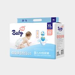 贝能4D纸尿裤BN-4DXL42-ky
