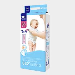 贝能婴儿4D舒适成长裤 BN-4DCXXL36