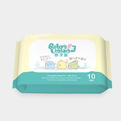 孩子盟10片湿巾