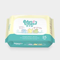 孩子盟25片湿巾